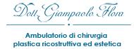Ambulatorio di chirurgia plastica ricostruttiva ed estetica – Dott. Giampaolo Flora